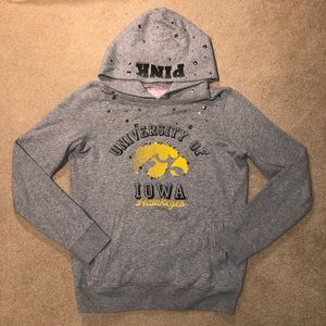 PINK Victoria Secret University of Iowa Sweatshirt